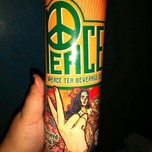 Peace Tea™ Viva Mango™ Juice Drink 23 fl. oz. Can uploaded by Alexandra S.