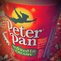 Peter Pan Reduced Fat Creamy Peanut Butter 16.3oz uploaded by Mack G. B.