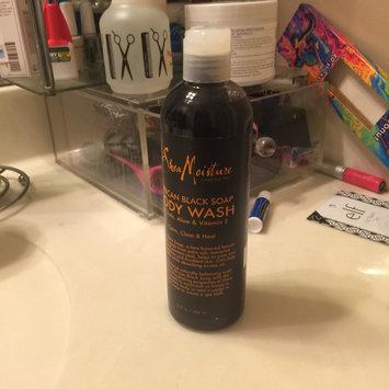 SheaMoisture African Black Soap Body Wash uploaded by Tawana R.