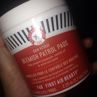 FIRST AID BEAUTY Skin Rescue Blemish Patrol Pads uploaded by Lisa R.