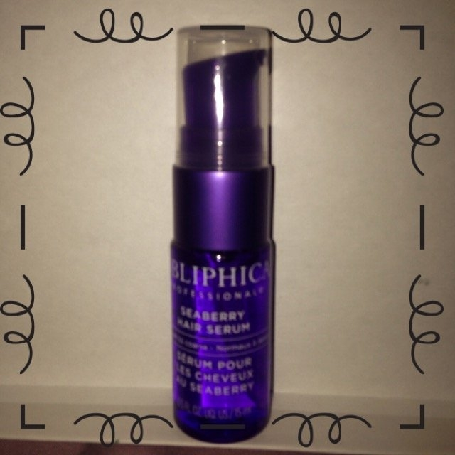 Obliphica Professional Seaberry Hair Serum uploaded by Katie S.