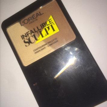 L'Oréal Paris Infallible Pro Contour Palette Light/Clair 0.24 oz. Compact uploaded by Zainab S.
