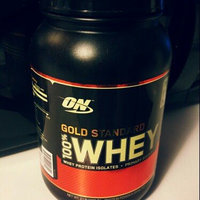 Whey Gold Standard Extreme Milk Chocolate uploaded by Rachel R.