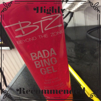 Beyond The Zone Bada Bing Extreme Hold Gel uploaded by Savannah A.