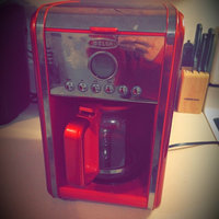 Bella Dots 12 Cup Coffee Maker - Red uploaded by Alyssa C.