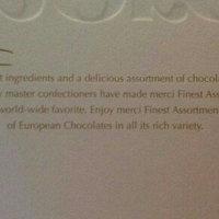 Storck Merci Finest Assortment of European Chocolates 7 oz uploaded by Rachel L.