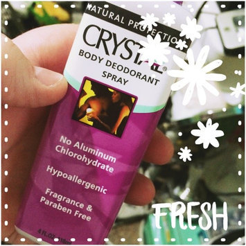 Crystal Body Deodorant Roll-On uploaded by laura m.