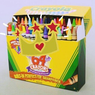 Photo of Crayola Crayons  64ct uploaded by Julie S.