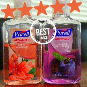 Photo of Purell Watermelon Splash Advanced Hand Sanitizer - 1 oz uploaded by krystal D.