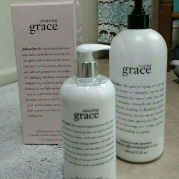 philosophy amazing grace shampoo bath amp shower gel amazing grace by philosophy 16 0 oz women s shampoo
