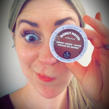 Photo of Green Mountain Coffee® Donut House Collection® Donut House Decaf Light Roast Coffee K-Cup® Packs 18 ct Box uploaded by Natalie G.