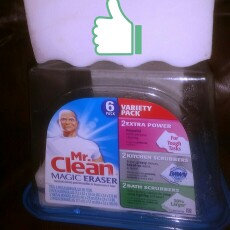 Photo of Mr. Clean Magic Eraser Original uploaded by Brittany R.