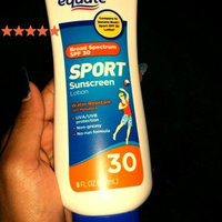 Equate Sport Lotion SPF 30, 8 fl oz uploaded by Denise B.
