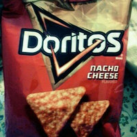 Doritos®  Nacho Cheese Flavored Tortilla Chips uploaded by Aida T.