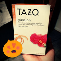 Tazo Caffeine Free Herbal Infusion uploaded by ashley r.