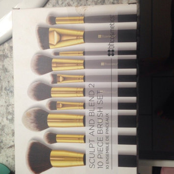 Photo of BH Cosmetics Sculpt and Blend 10 Piece Brush Set uploaded by Cierra D.