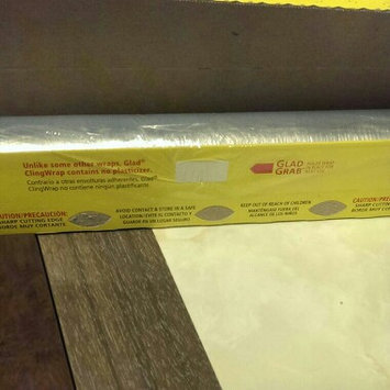 Glad ClingWrap Clear Plastic Wrap uploaded by Ashley C.