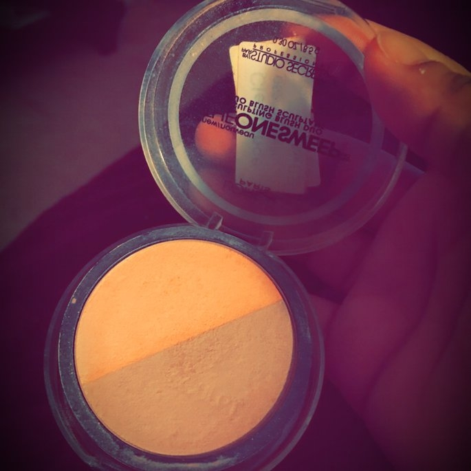 L'Oréal The One Sweep Sculpting Blush uploaded by Mariane A.