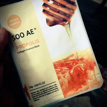 Soo Ae Snail Collagen Firming and Moisture Mask uploaded by Melody S.