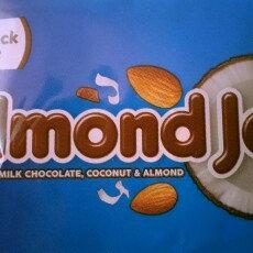 Photo of Hershey's Almond Joy Candy Bar uploaded by Tiffany K.