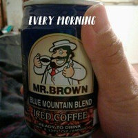 Mr. Brown Iced Coffee, Blue Mountain Style, 8.12-Ounce (Pack of 24) uploaded by Marie H.