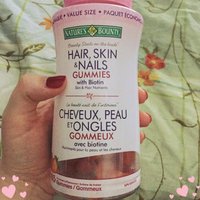 Nature's Bounty Hair, Skin & Nails Value Size Gummies uploaded by Rebecca E.