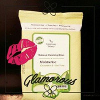 Symphony Beauty Makeup Cleansing Wipes 60 Wipes (Cucumber & Aloe) uploaded by Angela T.