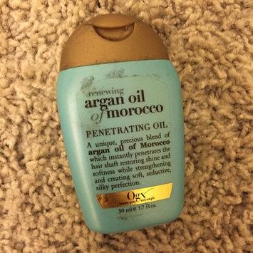 Organix Penetrating Moroccan Argan Oil uploaded by Melissa D.