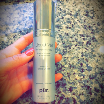 Pur Minerals 4-In-1 Pressed Mineral Makeup uploaded by Tonya T.