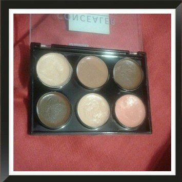 beauty treats concealer palette how to use