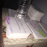 up & up - 100ct Ruled Index Cards uploaded by Rosivel D.
