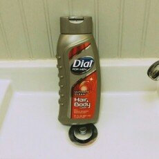 Photo of Dial for Men, Ultimate Clean Hair & Body Wash, 21-Ounce Bottles (Pack of 3) uploaded by Jock G.