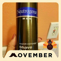 Neutrogena® Men Razor Defense® Shave Gel uploaded by Sharon C.
