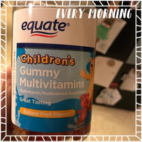 Equate Children's Multivitamin Supplement Gummies uploaded by Maria M.