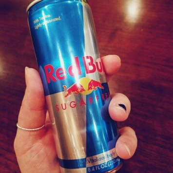Red Bull Sugarfree Energy Drink uploaded by Alyssa A.