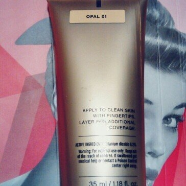 Bare Escentuals bare Minerals Complexion Rescue Tinted Hydrating Gel Cream uploaded by Heather D.