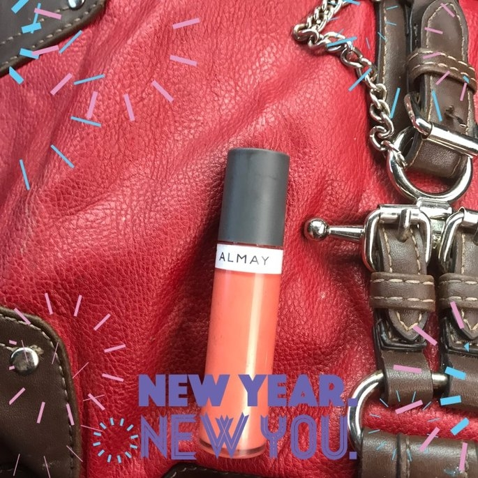 Almay Color + Care Liquid Lip Balm uploaded by Mayra A.