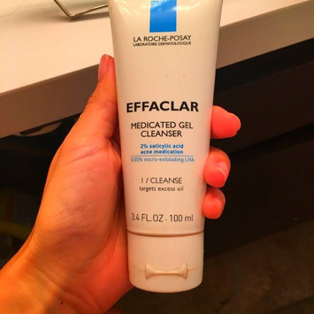 La Roche-Posay Effaclar Medicated Gel Cleanser uploaded by Ari D.