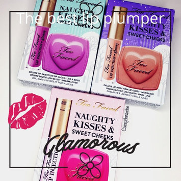 Photo of Too Faced Naughty Kisses & Sweet Cheeks Set uploaded by Cassandra D.