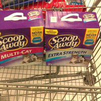 Scoop Away Multi-Cat With Ammonia Shield Scented Cat Litter uploaded by Jacqueline V.