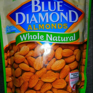 Photo of Blue Diamond® Whole Natural Almonds uploaded by Crystal W.