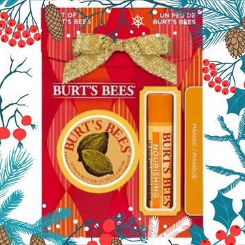 Photo of Burt's Bees Mango Lip Balm uploaded by Brittany H.