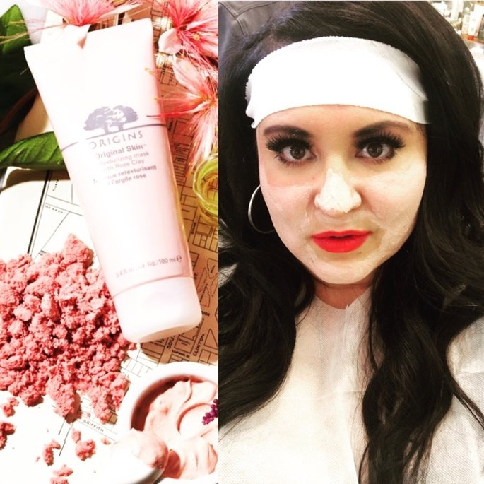 Origins Original Skin Retexturing Mask with Rose Clay, 3.4 oz uploaded by Karla S.