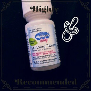 Hyland's Baby Teething Tablets uploaded by Adrii F.