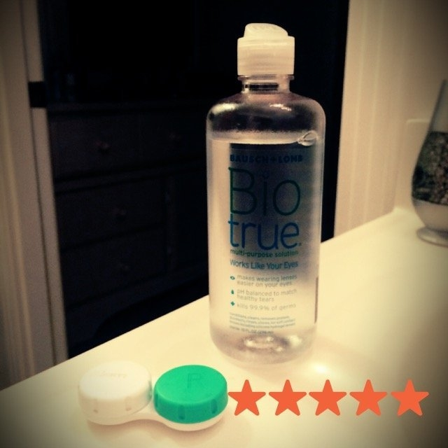 Bausch + Lomb Biotrue Multi-Purpose Contact Solution uploaded by Samantha B.