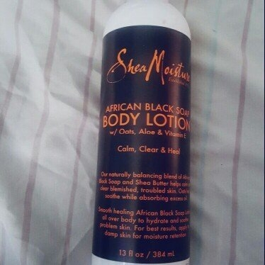 Shea Moisture Organic Shea Butter Lotion uploaded by Dee V.