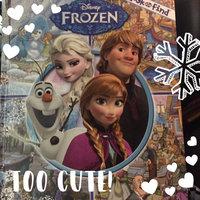 Disney Frozen Look and Find uploaded by Sophia T.