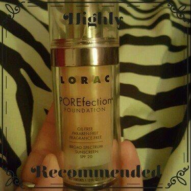 Lorac LORAC POREfection Foundation uploaded by Krista H.