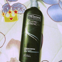 TRESemmé Platinum Strength Strengthening Heat Protect Spray uploaded by Mayra C.