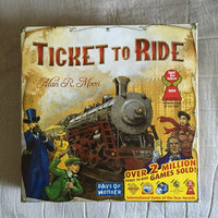 Days of Wonder Ticket to Ride Board Game uploaded by Chelsea I.